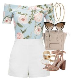 """""""Look #569"""" by foreverdreamt ❤ liked on Polyvore featuring Miss Selfridge, Christian Dior, Topshop, Call it SPRING, Zimmermann and ASOS"""