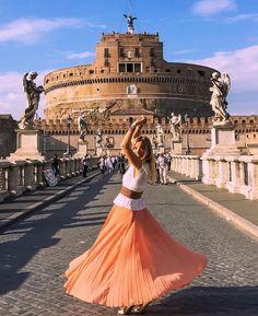 @marinacomes is Not Lost  in Rome Italy #sheisnotlost http://ift.tt/2djnZFs Clique aqui http://mundodeviagens.com/promocoes-de-viagens/ para aproveitar agora Viagens em Promoção!