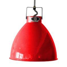 Augustin A160 - Rouge RAL-3020 - %CATEGORIE_NOM_NOM%
