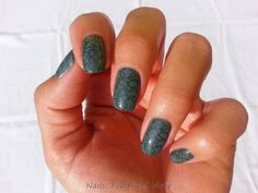 Nails, Food and More: Stamping mit Colour Alike