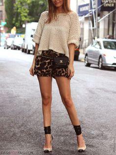 fashforfashion -♛ STYLE INSPIRATIONS♛: shorts