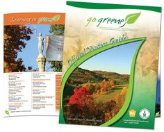 Here is a very special project that I am happy to showcase this week. The Greene County Tourism Visitor's Guide was a project that I recently completed and I am very pleased with the finished product. I think this is a great showcase piece for Greene County. Pick one up at the Tourism office today! #tourism #visitorsguide #greenecounty #gogreene #gogreen
