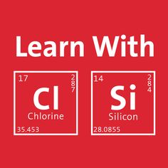 Learn with (Cl)(Si).