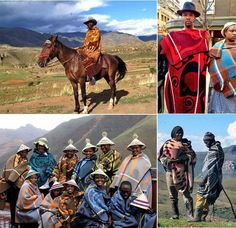 Basotho culture, originating from Lesotho. Also settled in South Africa in cities like Bloemfontein, Kimberley, Welkom, Matatiele and Ladybrand. My people South Africa Facts, Cultural Diversity, Game Reserve, African Culture, West Africa, East London, Beautiful World, History, Animals