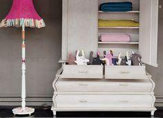 Mobiliario Vintage para dormitorios juveniles - Muebles y decoración - Moda infantil y decoración - Charhadas.com