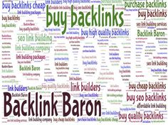 With our quality high pr seo backlinks building Services you can improve your site rankings on search engines and increase your traffic. Backlink Baron have provided a high quality seo complete...