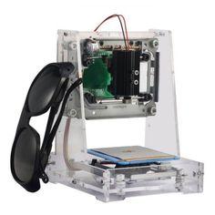 M, Micro Super Speed Bule-Violet Light Laser Engraver Machine Transparent NEJE J: Bid: 91,39€ Buynow Price 91,39€ Remaining 08 dias 23 hrs