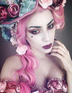 Morgana 'Threnody in Velvet' #PastelGoth