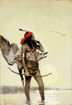Every Picture Tells a Story: N.C. Wyeth Illustrations from the Brandywine River Museum | Farnsworth Art Museum