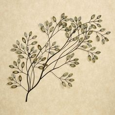 Lakewood Tree Metal Wall Sculpture Art - TOUCH OF CLASS - $89.99