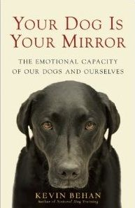Saw the author speak & work with dogs today.  Started the book.  Interesting theory.