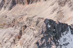 Birkkarspitze from above