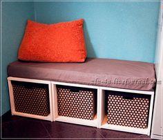 кухонный диван - Мастер-класс