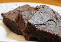 SPB3 sweet potato and coco brownies!