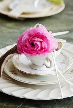Floral home decoration