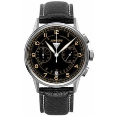 Junkers relógio, Pilot Watch G38 para homens 6970-5