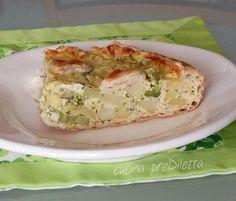 Torta+salata+con+broccoli,+ricotta+e+patate