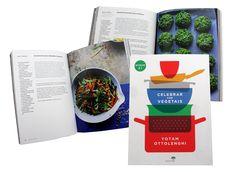 Celebrar Com Vegetais | Um livro de Yotam Ottolenghi | Editorial Presença