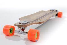 Bamboo Series Electric Longboard | Evolve Skateboards USA
