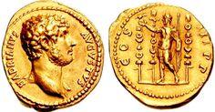 Roman Coins Found in Oshkosh, Wisconsin Garden