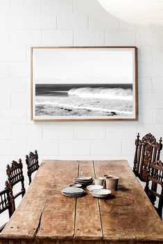 'Shore Line' Photographic Print by Kara Rosenlund. This image was captured in sleepy coastal town Brooms Head in northern NSW. A secret surf spot known to few, where the bush meets the beach. A timeless black and white photograph. © Kara Rosenlund Shop here: http://shop.kararosenlund.com/shore-line-photographic-print/