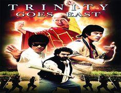Trinity Goes East (1998) filme traz encontro de Bruce Lee com a série Trinity de Bud Spencer e Terence Hill ~ Neuralizador Digital
