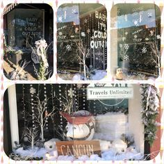 Baby It's Cold Outside! Holiday Window by exclamations catering! Its Cold Outside, Catering, Presentation, Windows, Holiday, Baby, Pictures, Vacation, Gastronomia