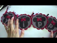 Minnie Mouse Party Deco how to