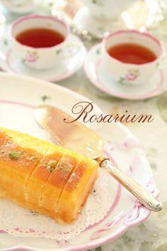 *Rosarium* Afternoon Tea ....♥♥