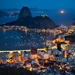 Botafogo Bay, Rio de Janeiro Photograph by David Alan Harvey, National Geographic This Month in Photo of the Day: National Geographic Magazine Features Yachts bob in Botafogo Bay, cradled between the beach and the tall rock known as Sugar Loaf Places Around The World, Oh The Places You'll Go, Places To Travel, Places To Visit, Around The Worlds, Rio De Janerio, Wonderful Places, Beautiful Places, Wonderful Picture