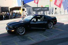 Foto de Shelby Mustang GT500KR Knight Rider (5/14)