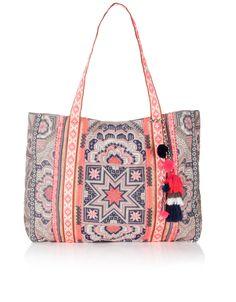Rita Rhiad Beach Bag