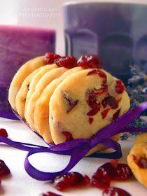 Az otthon ízei: Áfonyás kekszek