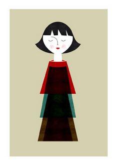 Doll by Blanca Gomez