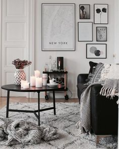99 Simple Scandinavian Interior Design Ideas For Living Room - - Scandinavian design is all about being calm, simple, pure and yet being fully functional. Scandinavian design emerged in the and became popular . Home Living Room, Interior Design Living Room, Living Room Decor, Bedroom Decor, Bedroom Modern, Design Bedroom, Wall Decor, Living Room Inspiration, Interior Inspiration