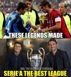 Javier Zanetti and Paolo Maldini :')