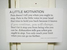 our fitness motivation quotes lately | purelytwins