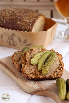 Charcuterie Vegan, Vegan Christmas, Entrees, Banana Bread, Vegetarian Recipes, Brunch, Food And Drink, Cooking, Ethnic Recipes