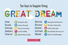 Great Dream New Poster Wide Small