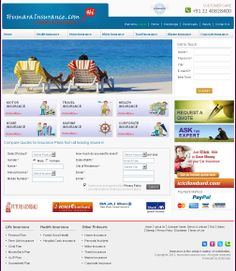 #insurance #company #website Corporate Insurance, Website Development Company, Home Quotes And Sayings, In Mumbai, How To Know, Travel, Viajes, Destinations, Traveling