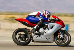 """""""This is probably the best bone stock, street legal bike we have yet tested on a race track."""" - MotorcycleDaily.com"""