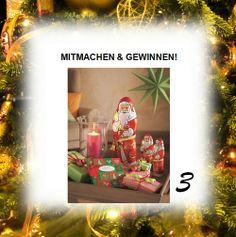 """GEWINN:  1 x Lindt """"Weihnachtspaket"""" im Wert von ca. 50 €  Versüßen Sie sich und Ihren Liebsten die Festtage mit feiner Chocolade und gewinnen Sie ein Lindt """"Weihnachtspaket"""" im Wert von 50 Euro, gefüllt mit dem traditionellen Lindt Weihnachtsmann, edlen Pralinés aus der neuen Frohes Fest Kollektion und weiteren weihnachtlichen Köstlichkeiten. Weitere Geschenkideen unter www.lindt-shop.de.  Der Gewinn wurde freundlicherweise zur Verfügung gestellt von Lindt."""