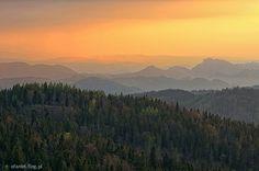 Zachód słońca pod Wielkim Rogaczem Carpathian Mountains, Poland, National Parks, Nature, Travel, Voyage, Viajes, Traveling, Ignition Coil