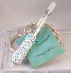 Mint Dream - The Crystal Cult The Crystal Cult | Swarovski Crystal bling Vape pens | TheCrystalCult.com
