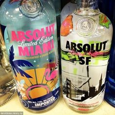 Absolut Miami literally sums up sb'12