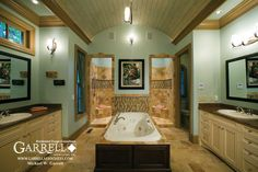Tranquility House Plan 04159, Master Bath, Photo 2