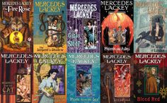 Here's a recap of Mercedes Lackey and the Elemental Masters series.