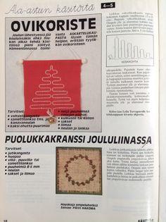 Käsityö ja askartelu 5/88