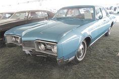 1967 OLDSMOBILE 88 4 DOOR SEDAN $26,950