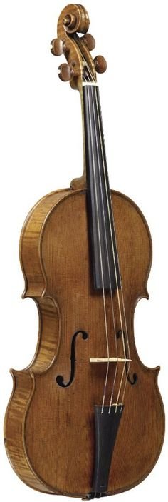 Violin by Amati Girolamo (Cremona, 1561-1630) This jewel of violinware was performed in Cremona by Girolamo Amati around 1625, perhaps with the help of his son Nicolò. The characteristics of Amati's production are the shape of the harmonica, the curly and the effe, as well as other specific technical characteristics regarding the proportions, thicknesses and the bending of the table and the bottom. In the absence of documents and references in the estates inventory, it is thought that the…
